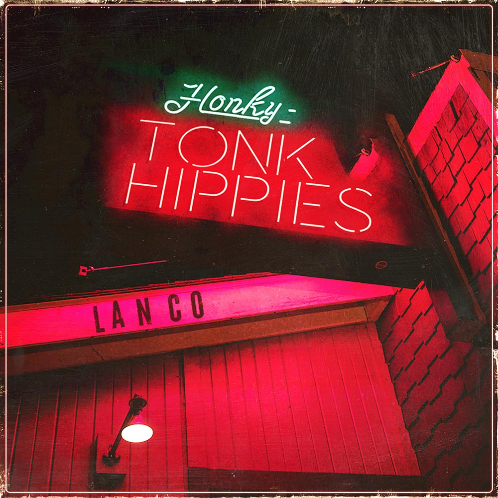Honky-Tonk Hippies