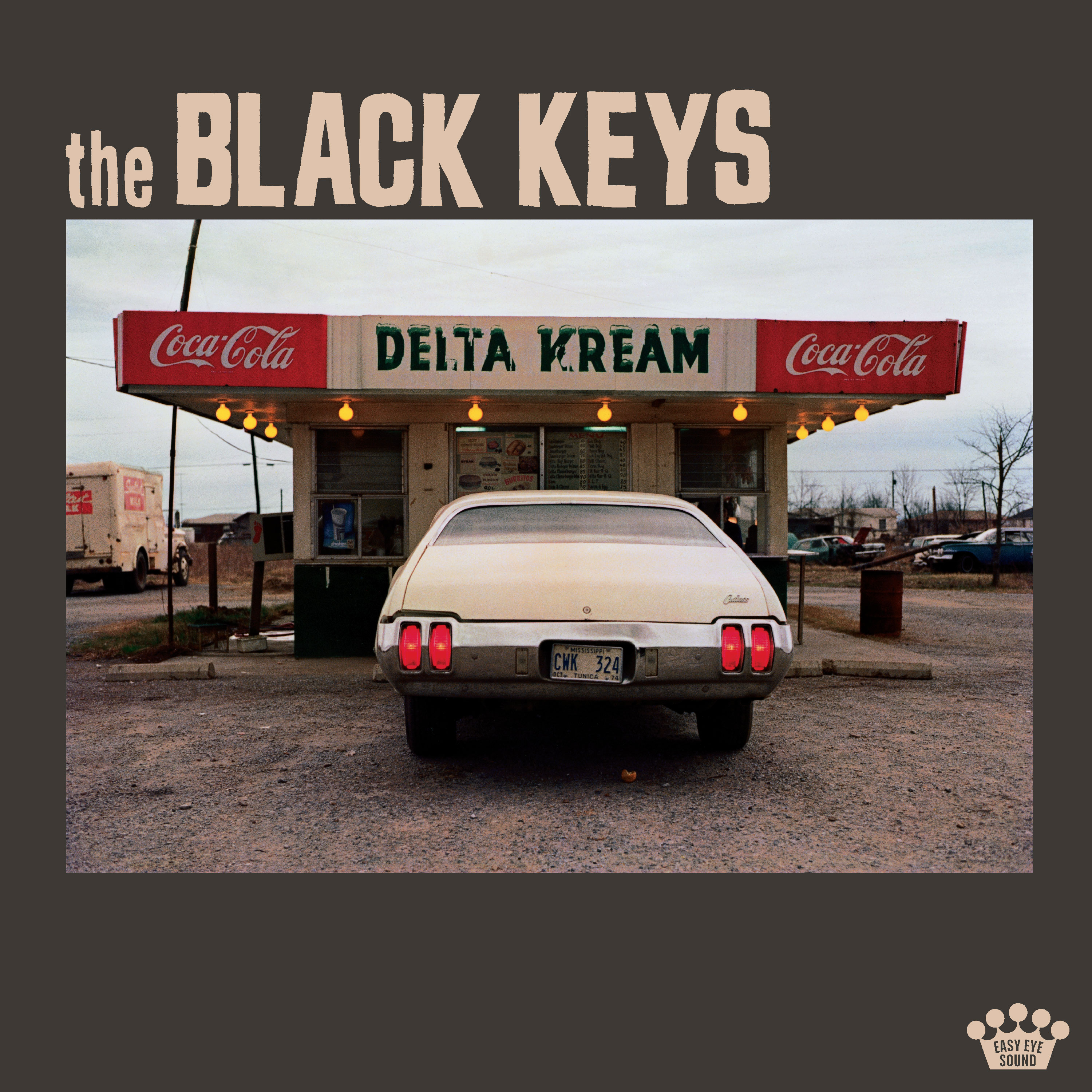 THE BLACK KEYS CELEBRATE MISSISSIPPI HILL COUNTRY BLUES WITH NEW ALBUM DELTA KREAM ON MAY 14