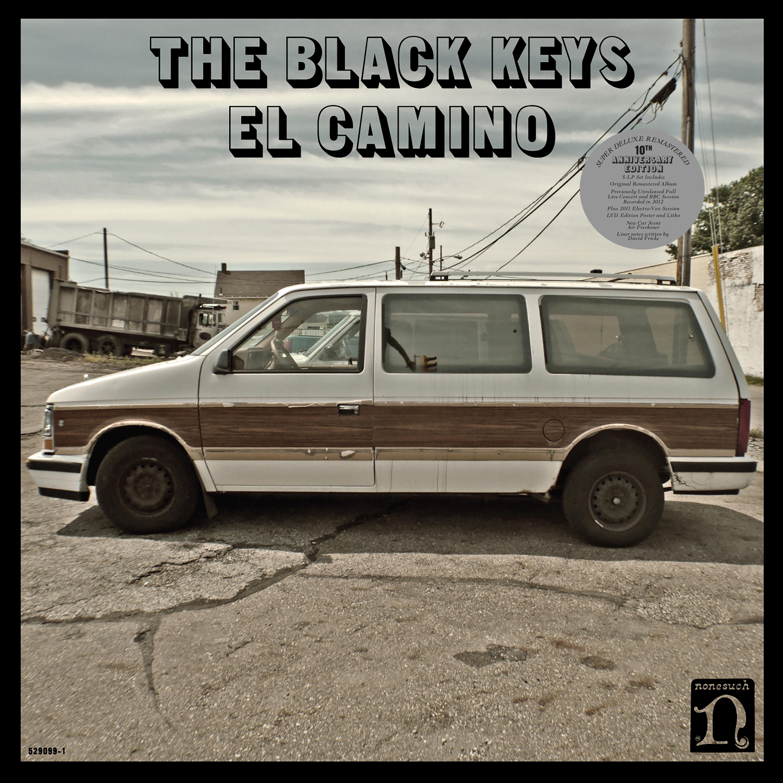 THE BLACK KEYS RELEASE EL CAMINO (10TH ANNIVERSARY DELUXE EDITION) VIA NONESUCH RECORDS ON NOVEMBER 5