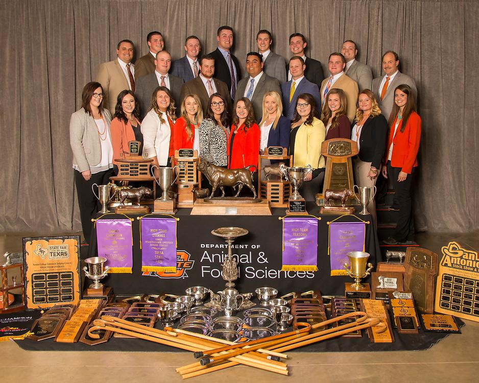 award winning group photo