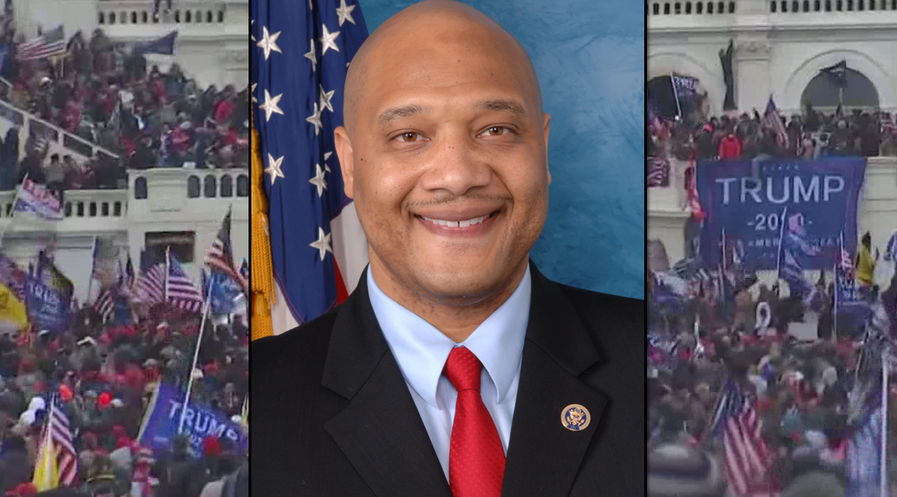 Indiana Congressman May Have Been a Target in Last Week's Riot at the U.S. Capitol Building in Washington