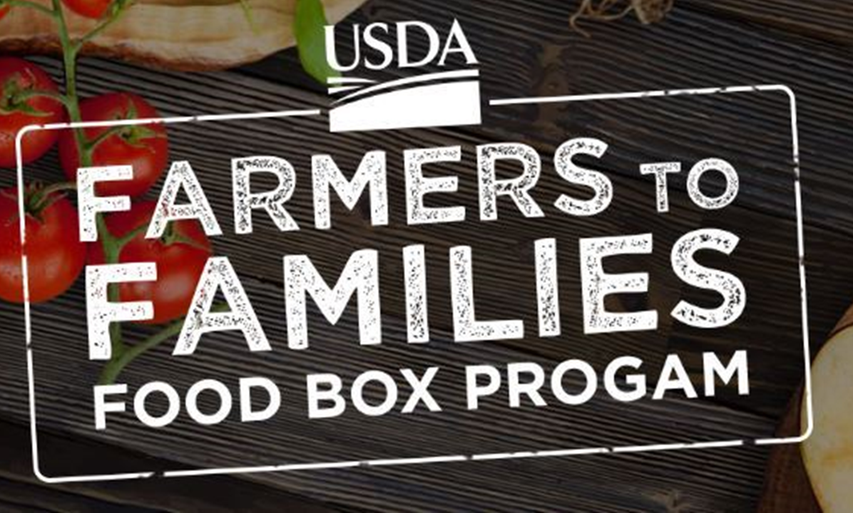 There Will Be Another Farmer to Families Food Box Distribution This Weekend in Cannelton