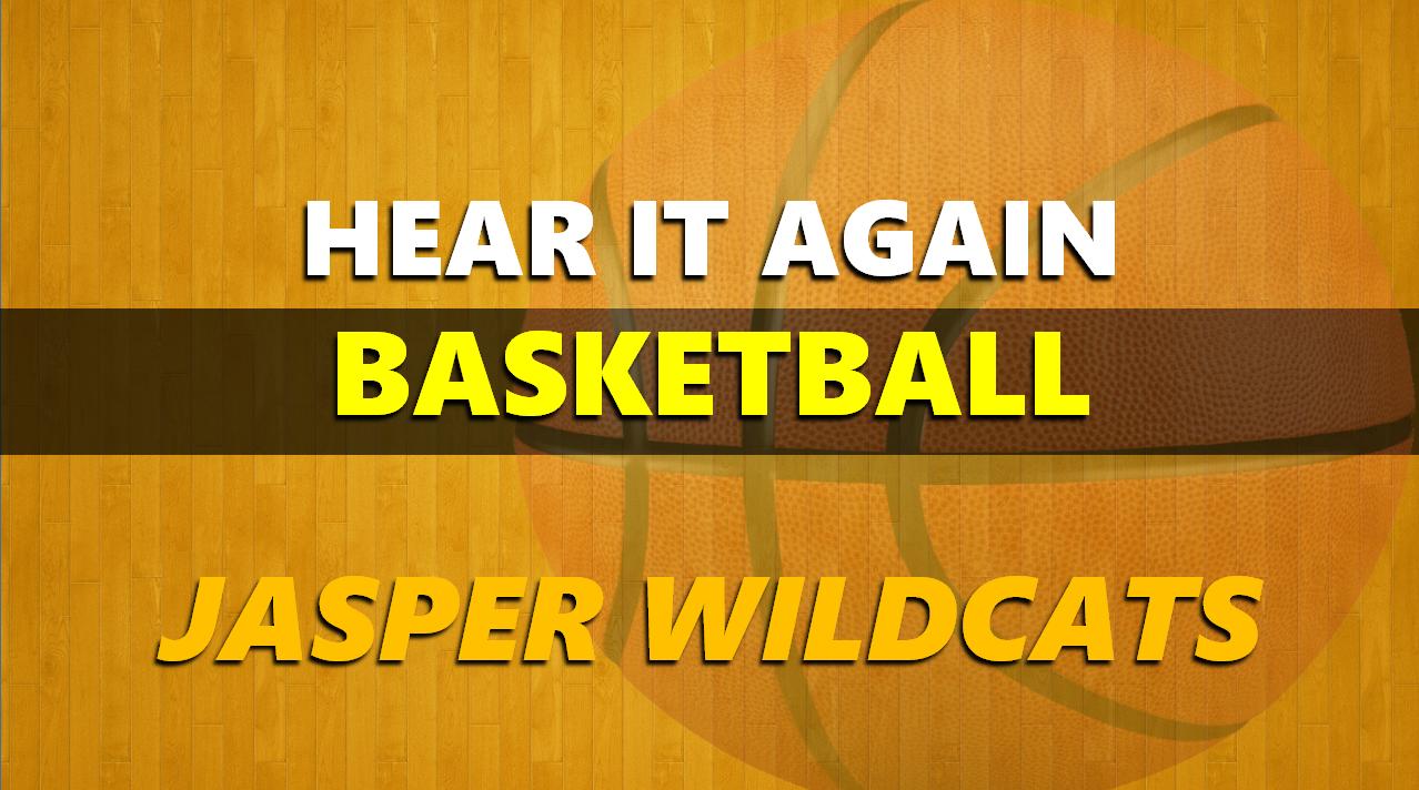 Hear It Again: Jasper Girls Basketball vs Forest Park 1/7/21