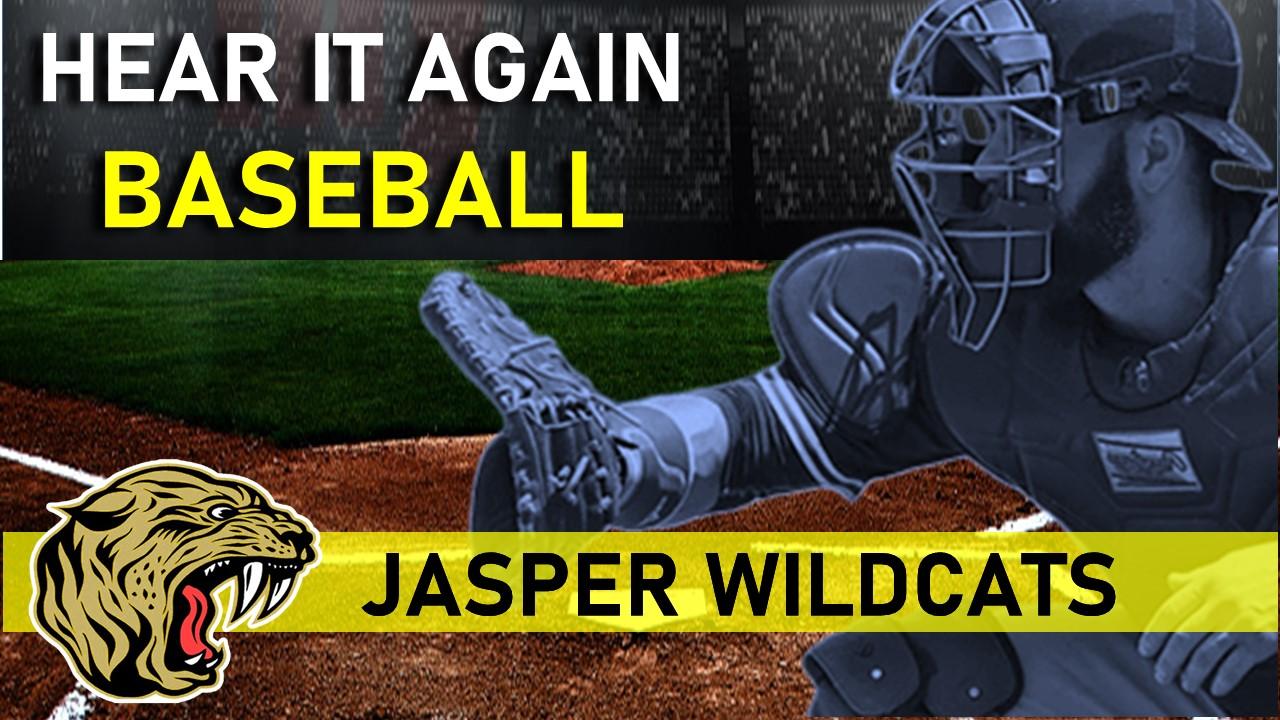 Hear It Again: Jasper Baseball State Championship 6/22/21