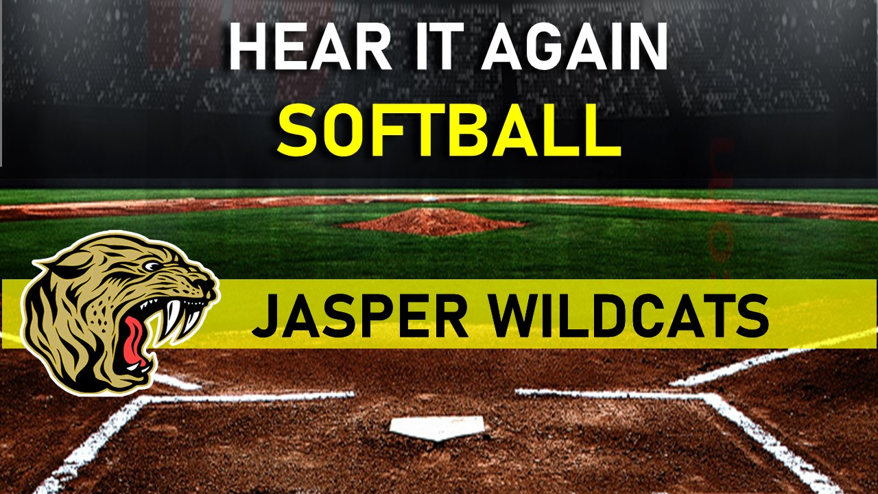 Hear It Again: Jasper Softball vs Breckenridge Co Kentucky 5/22/21