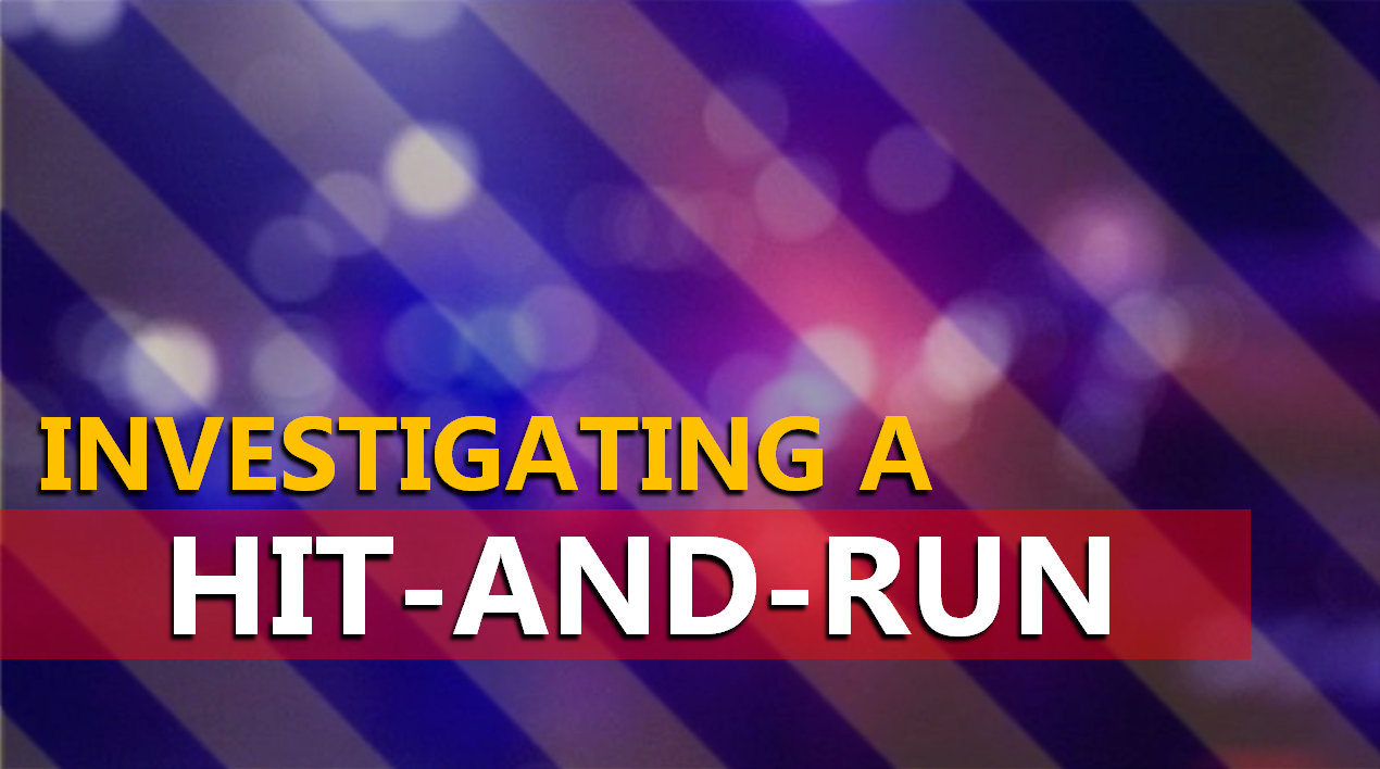 Police in Ferdinand Asking For Your Help Investigating a Hit-and-Run Crash
