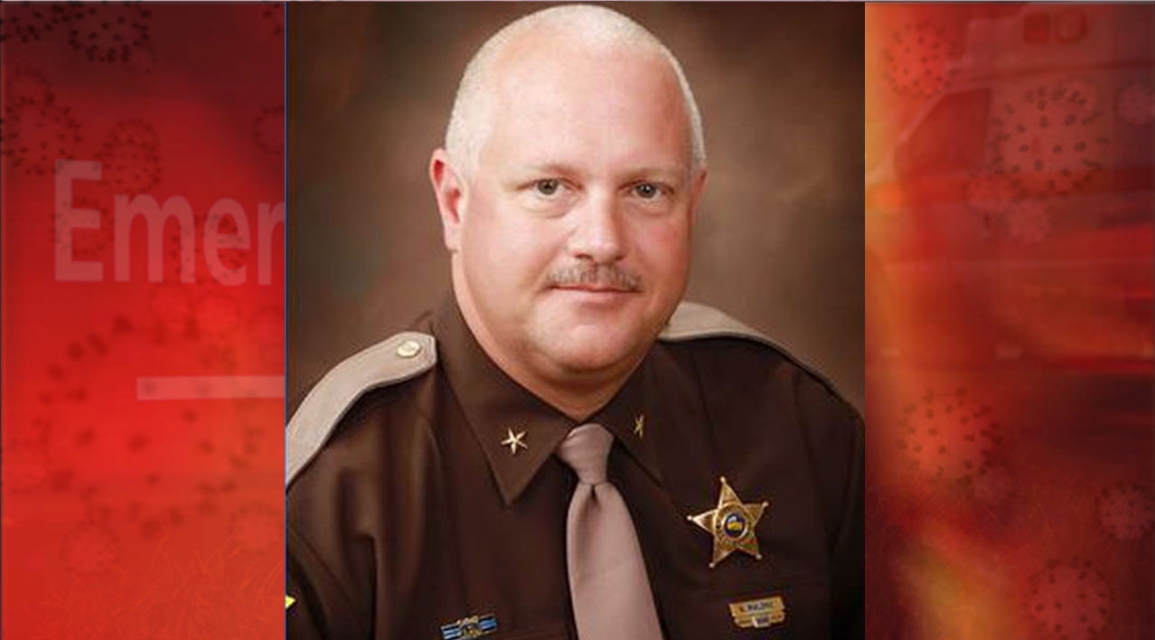 Perry County Sheriff Alan Malone Hospitalized With COVID-19