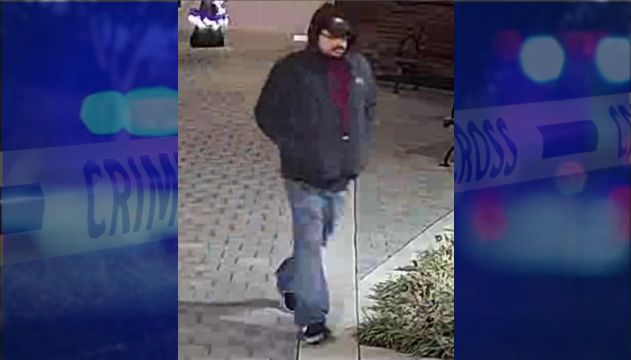 Bomb Squad Investigates Two Suspicious Packages in Huntingburg, Looking For This Man