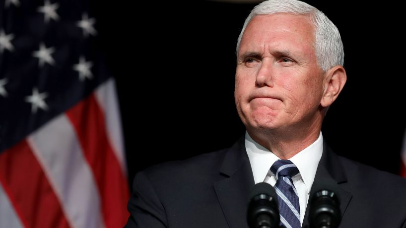 Vice President Mike Pence to Return to Indiana This Afternoon After Biden Inauguration
