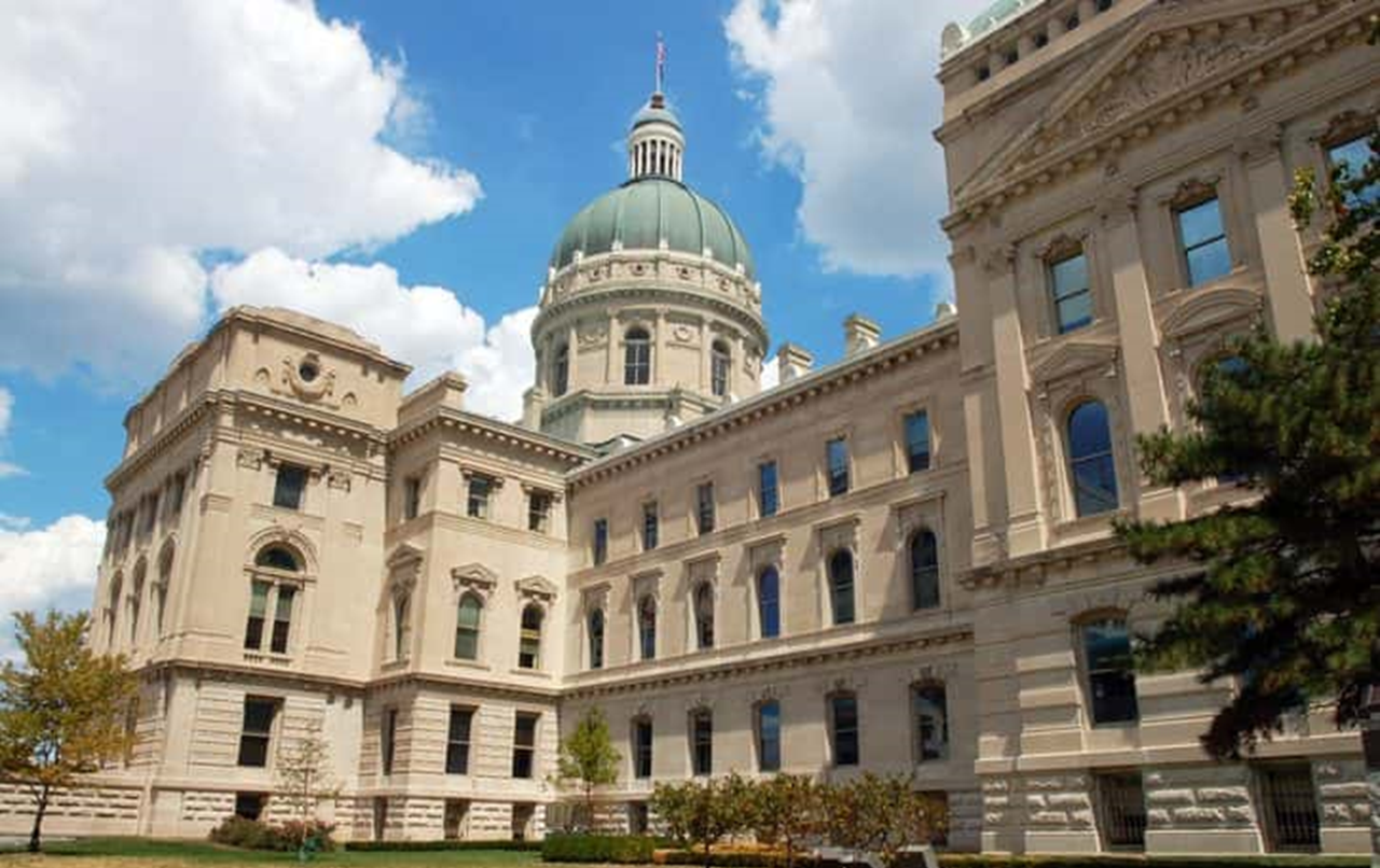 No Specific Threat, But Indiana Officials Prepare For a Potentially Violent Weekend at the Statehouse