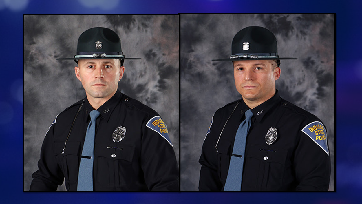 New Probationary Troopers Assigned to ISP Jasper Post