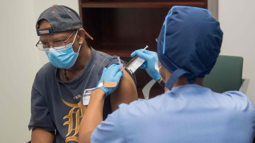 Over 33,000 Hoosiers Registered for COVID-19 Vaccine on First Day of Rollout Causing Slowdowns