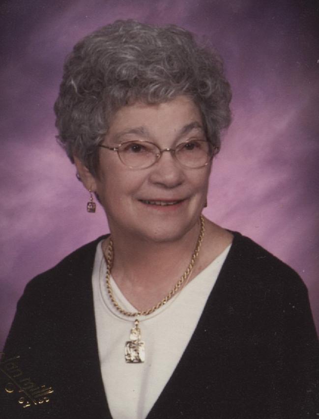 Viola Jean Scherry, age 89, of Huntingburg