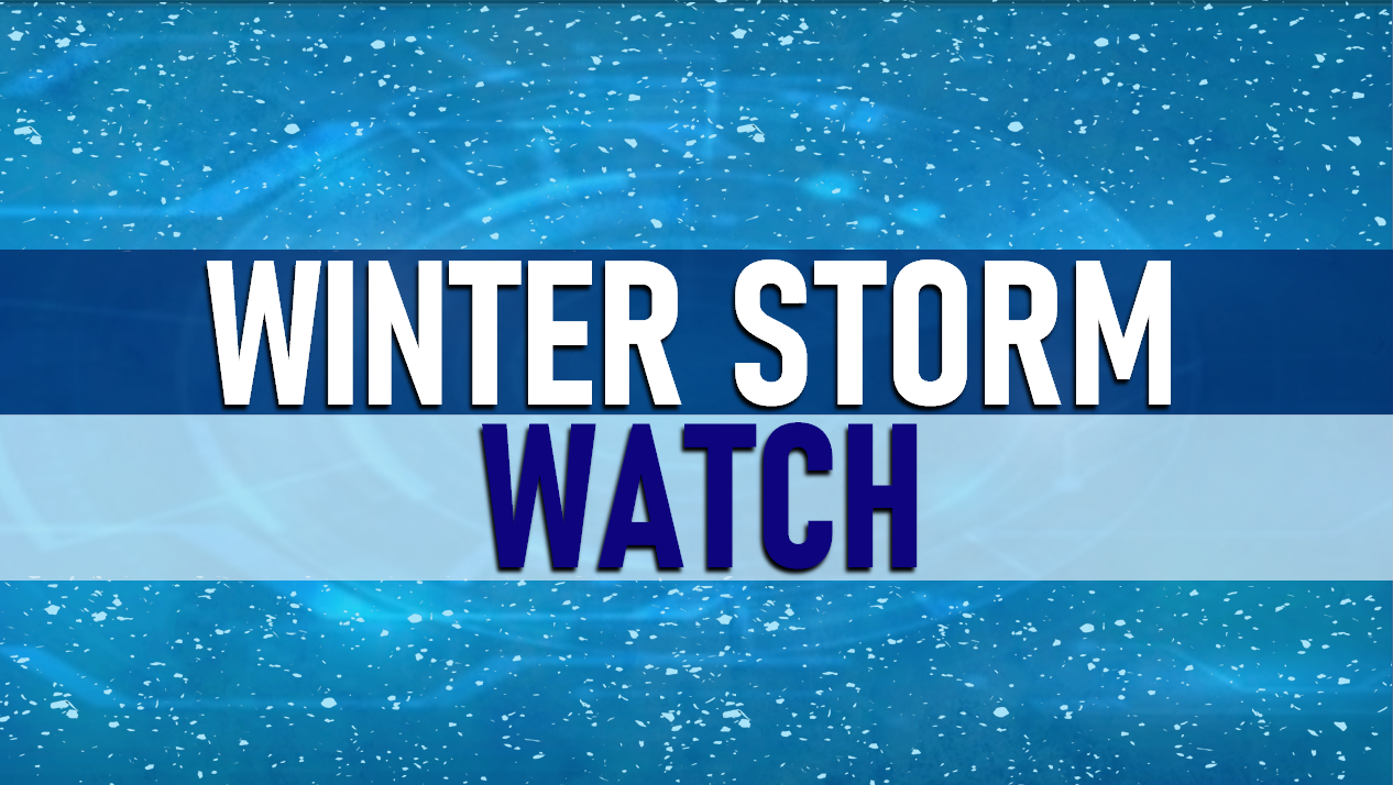 WINTER STORM WATCH Issued For Dubois and Surrounding Counties as Another Storm Approaches Midweek