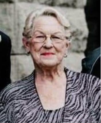 Arlene Jean Barrett of Otwell