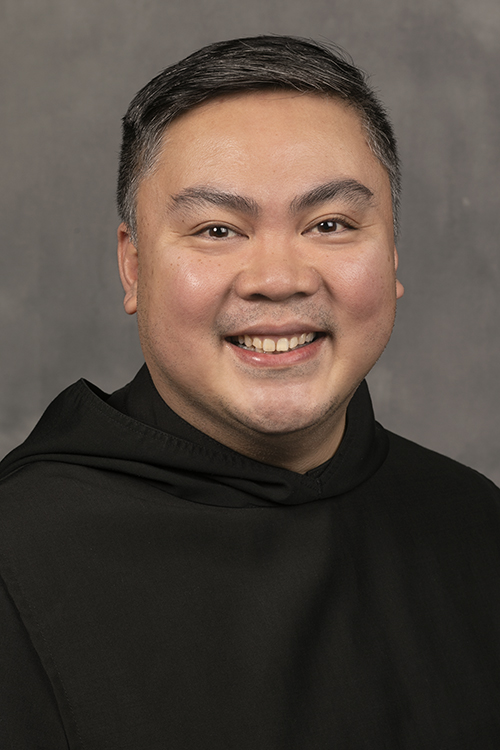 Saint Meinrad monk receives honorable mentions in national performing arts competition