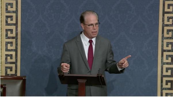 Senate agrees to Senator Braun's amendment to Let States Cut Taxes