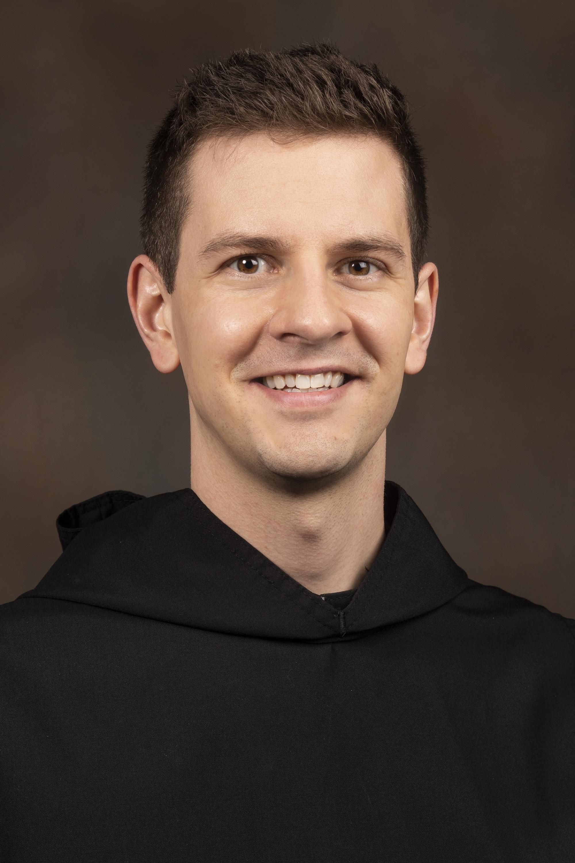 Fr. Simon Herrmann, OSB, ordained priest at Saint Meinrad Archabbey