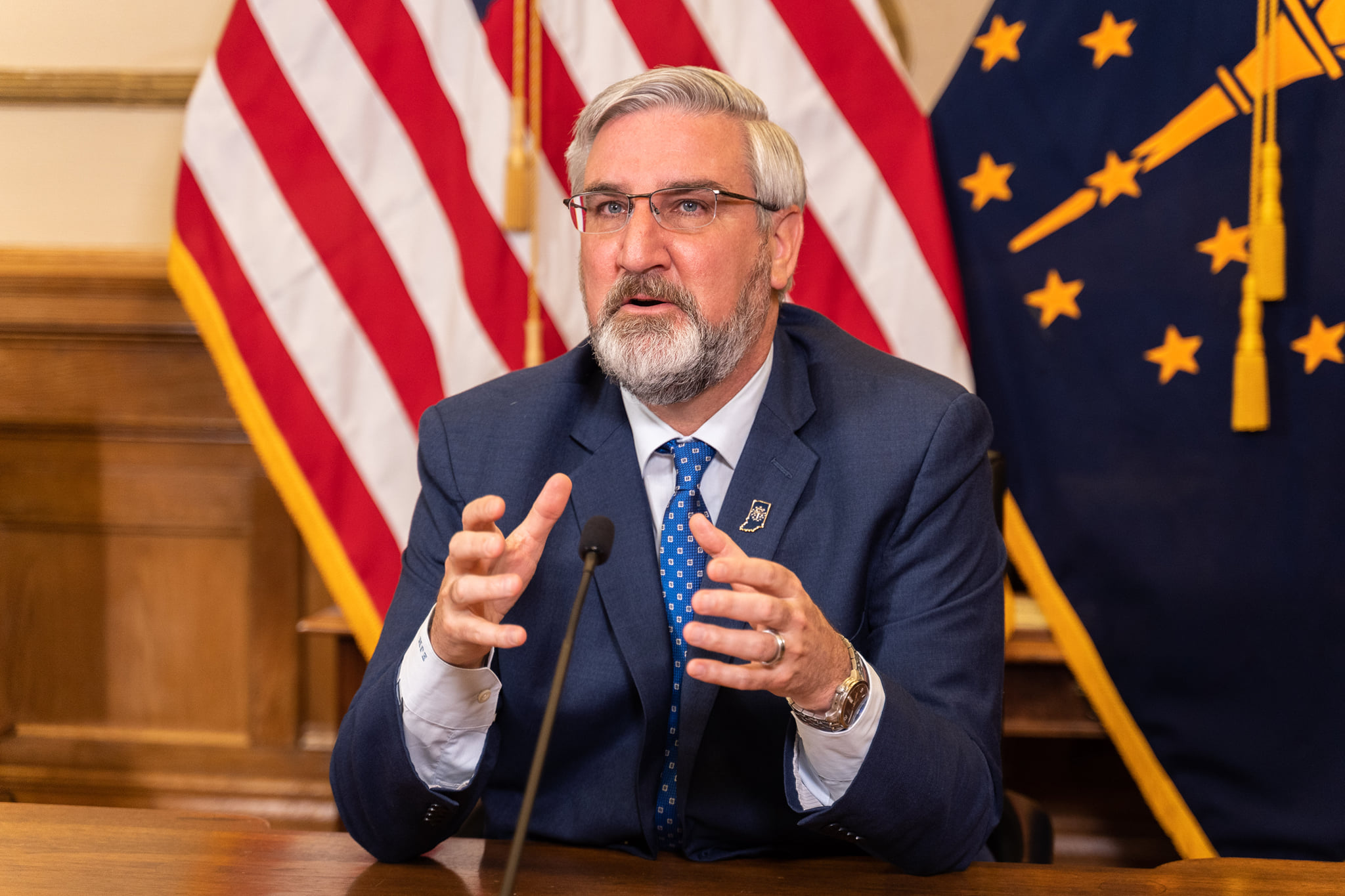 Gov. Holcomb Makes Appointments to Various Boards and Commissions