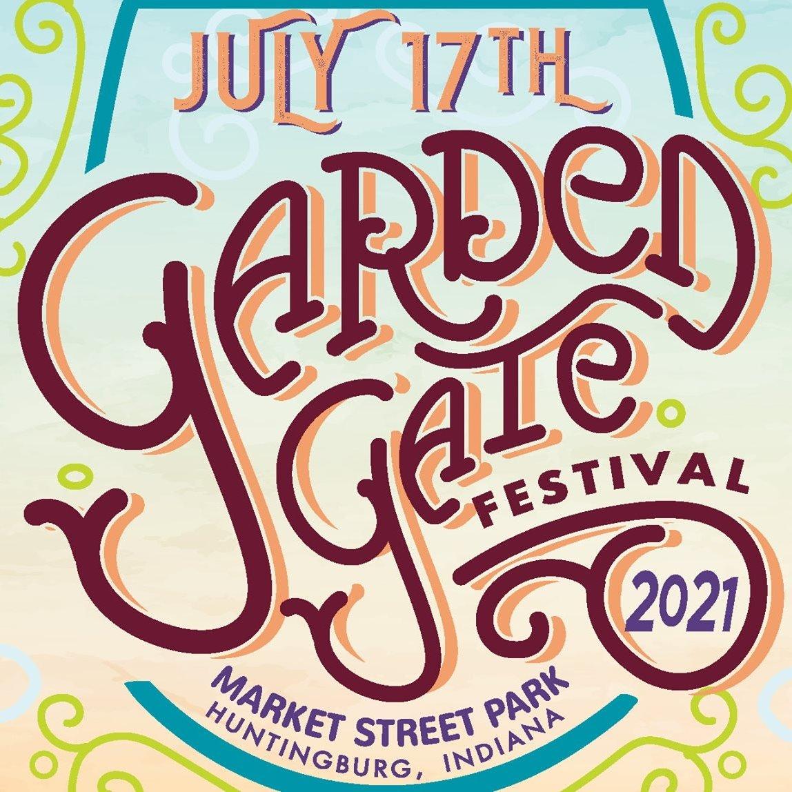 Garden Gate Festival Returns July 17th in Huntingburg