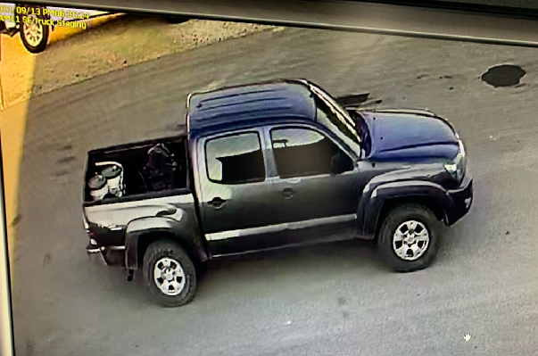 Jasper Police Asking for Public's Help in Identifying 'Vehicle of Interest' in Rash of Local Thefts