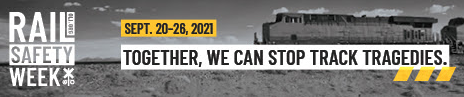 Hoosier Residents Urged to Help Stop Track Tragedies During Rail Safety Week 2021 and Beyond
