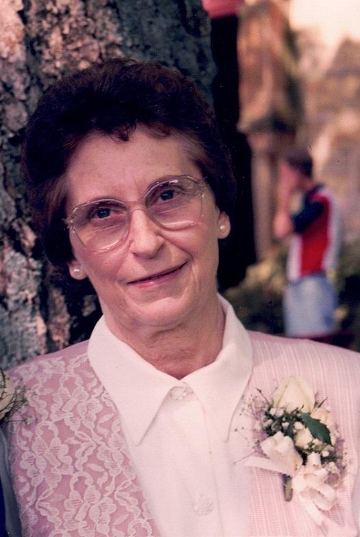 Selma M. Backer, 86, of St. Meinrad