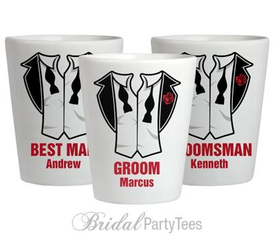 Team Groom Best Man