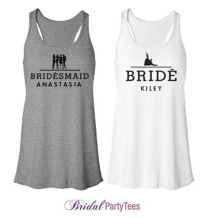 Haute Couture Bridesmaid