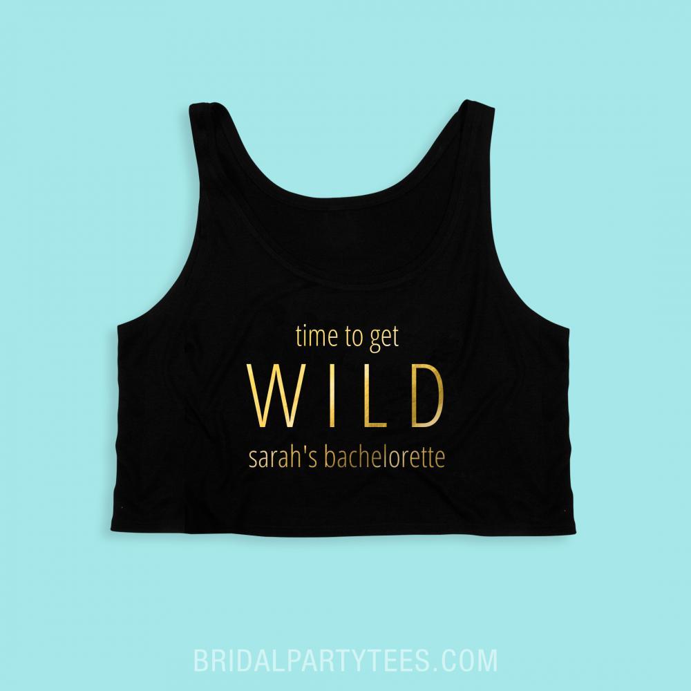 Wild Gold Bachelorette