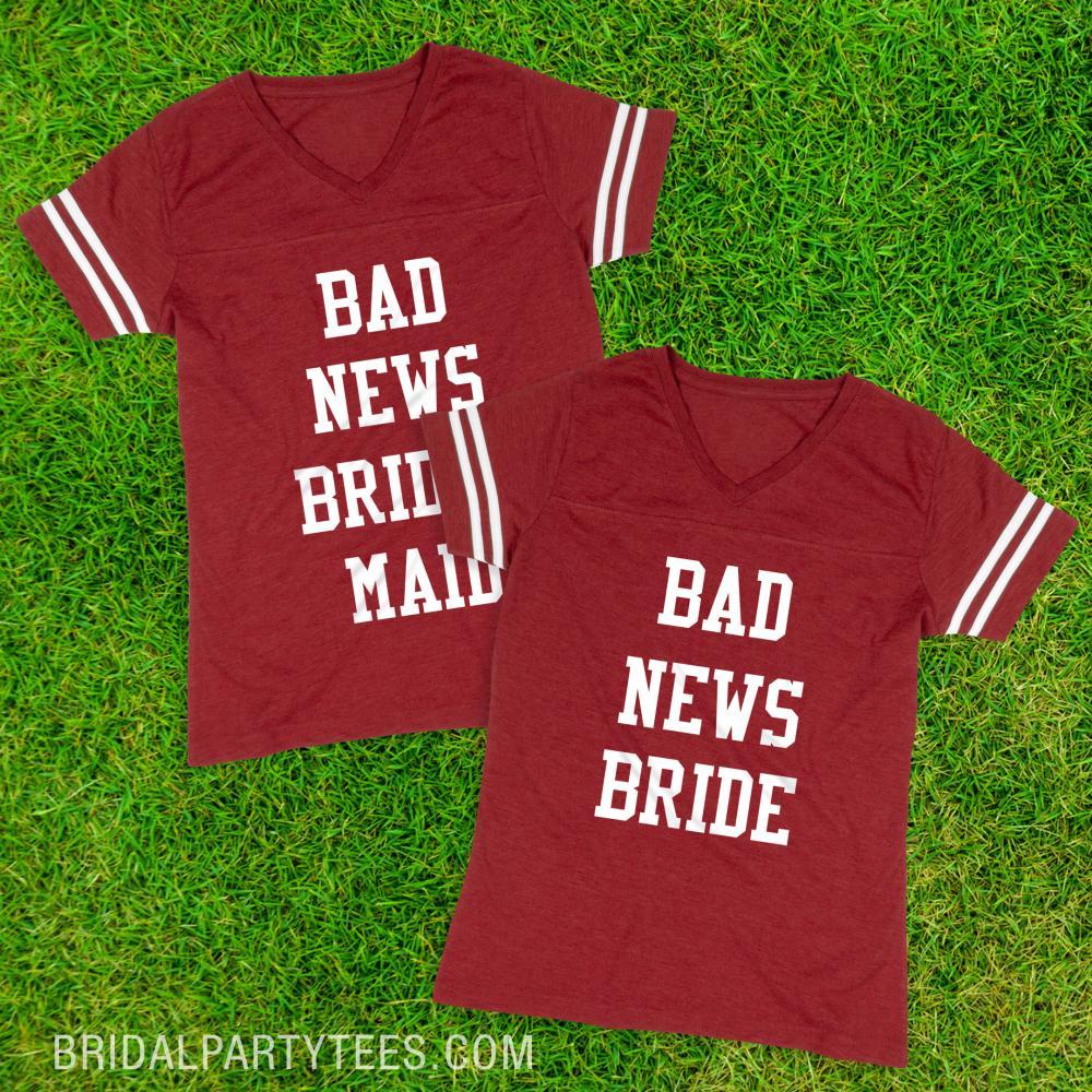 Bad News Bride Party