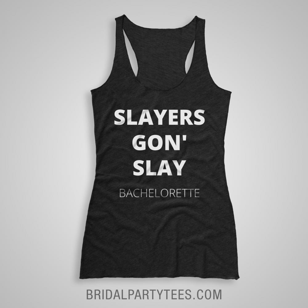 Slayers Slay Bachelorette