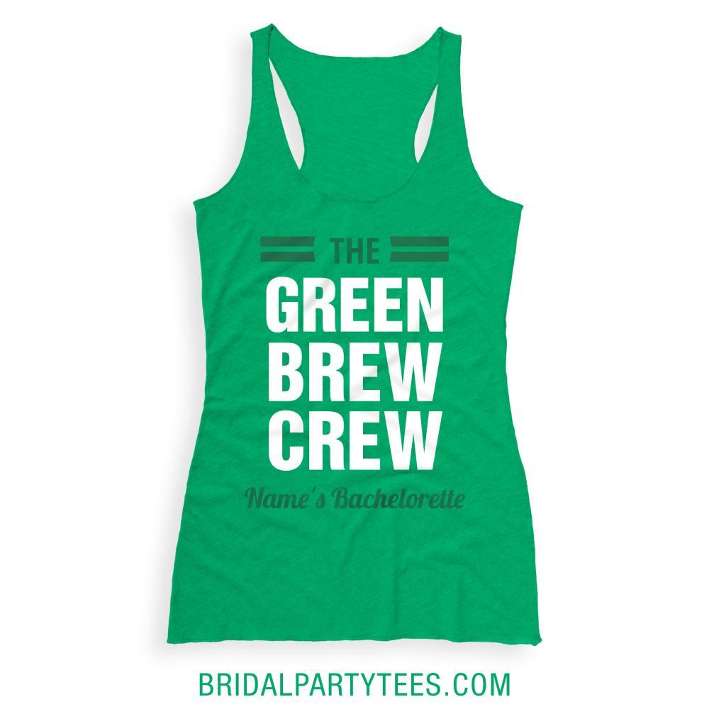 Bachelorette Brew Crew Custom