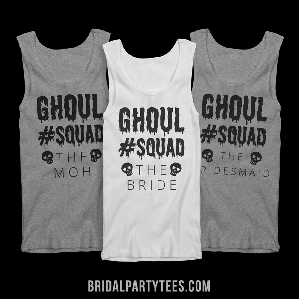 Bridesmaid Ghoul Squad