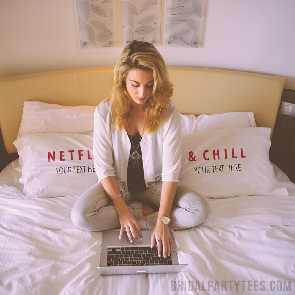 Funny Couples Netflix Chill Matching