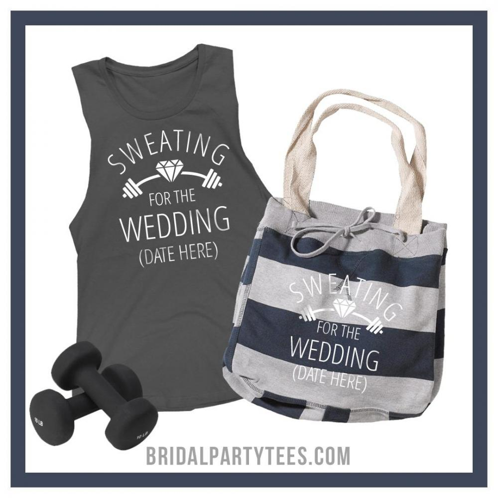 Sweating For The Wedding Custom