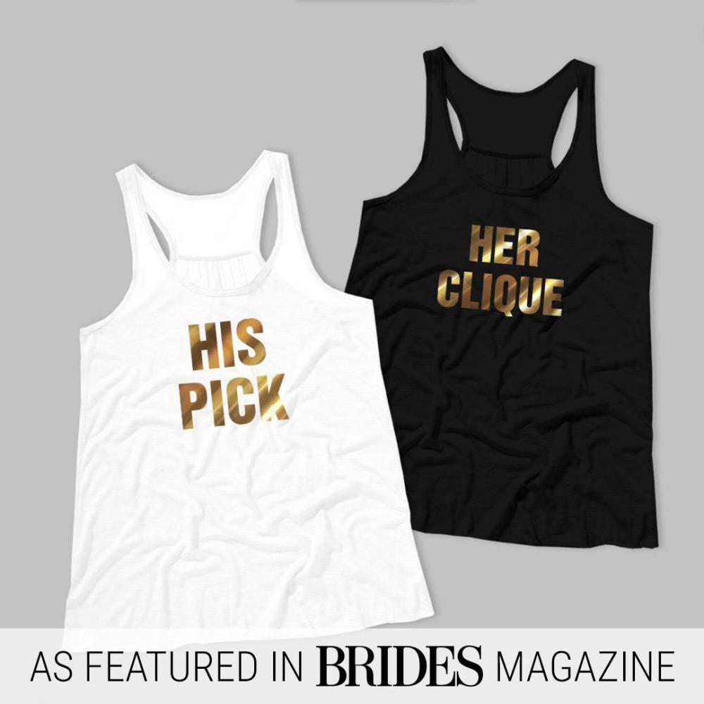 His Pick Her Clique Bachelorette