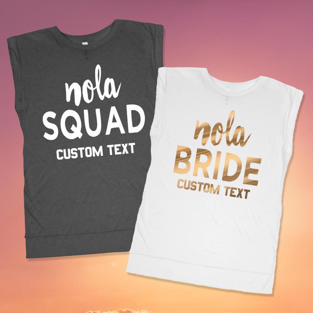 Nola Squad Custom Mardi Gras