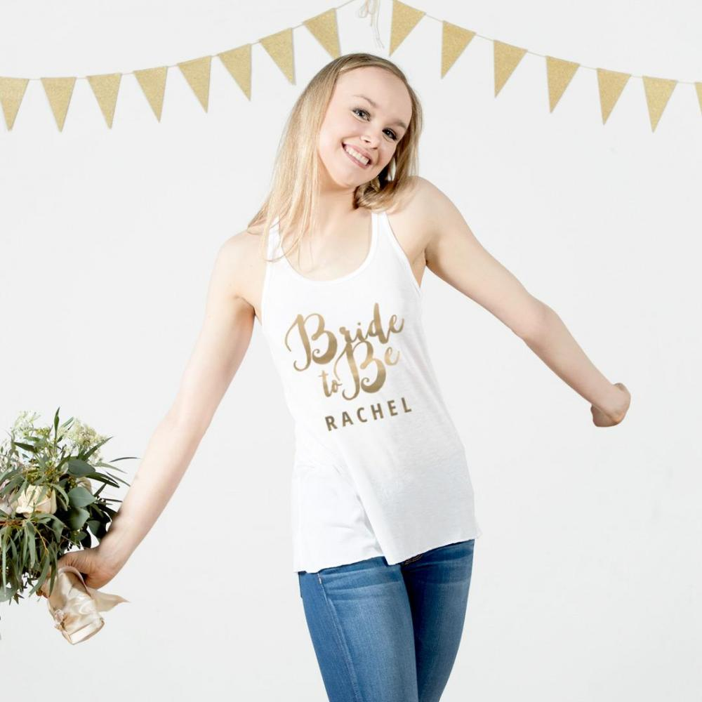 Personalized Bride To Be Design