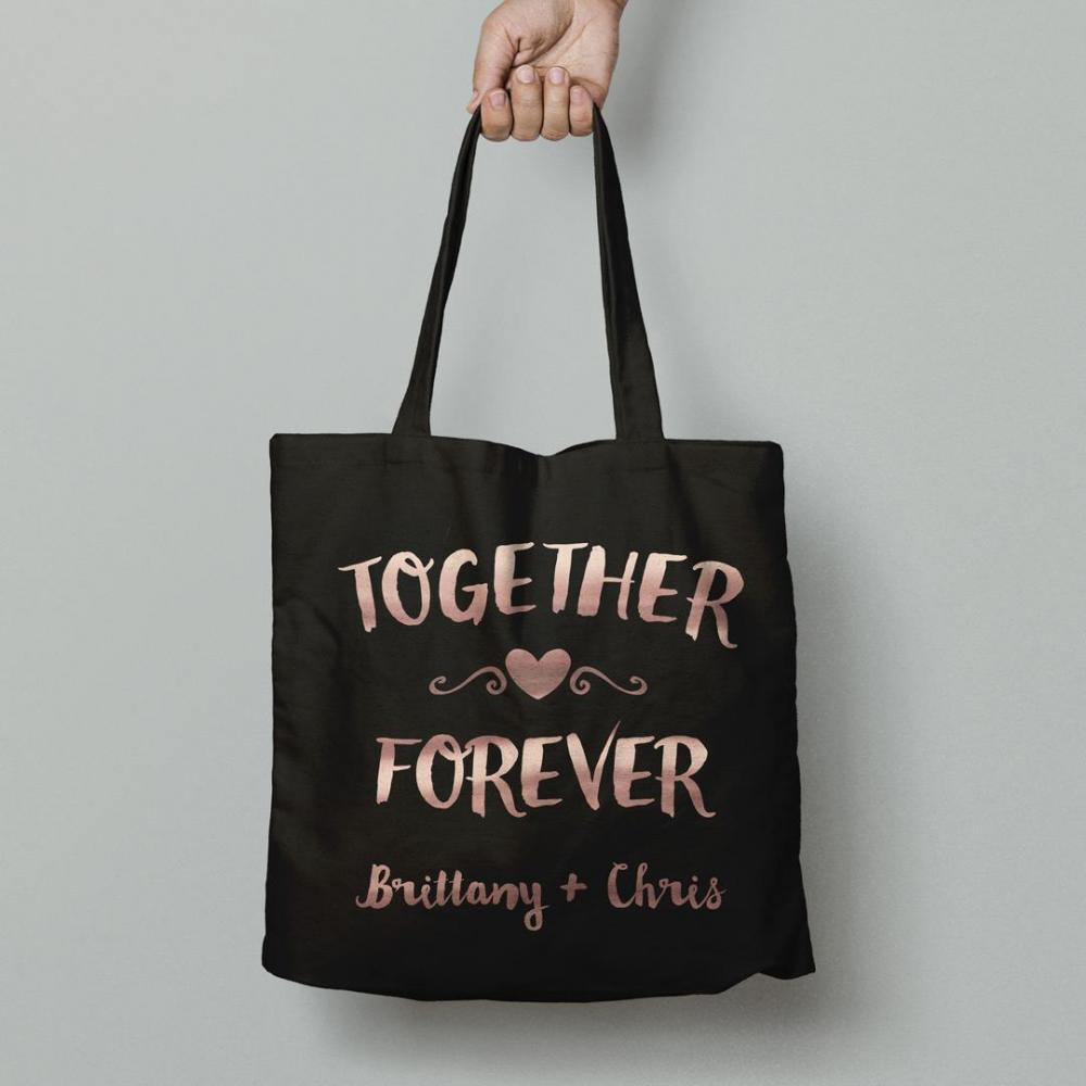 Custom Together Forever Metallic