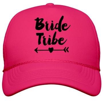 Bride Tribe Hat for bachelorette Parties