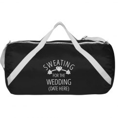 Custom Sweating Wedding Gear