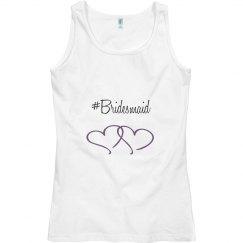 Hashtag Bridesmaid