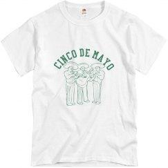 Men's Cinco de Mayo T-shirt