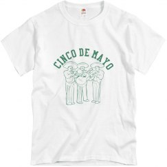 Men's Cinco de Mayo T-shirt