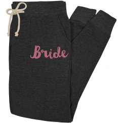 Bride Scripty Sweats