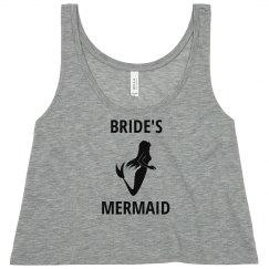 Bride's Mermaid Bachelorette