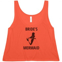Bride's Mermaid Bachelorette