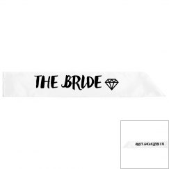 Custom The Bride's Bachelorette