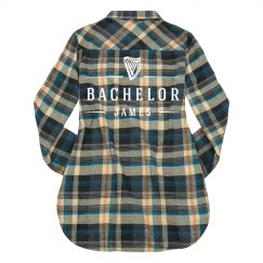 Plaid Bachelor Logo